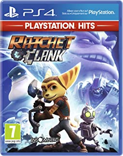Ratchet & Clank (PlayStation Hits) - (PS4)