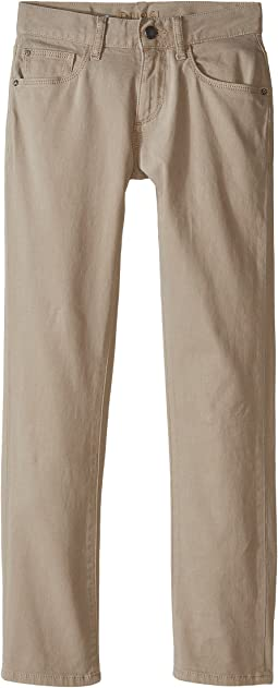 DL1961 Kids Brady Slim Jeans in Birch (Big Kids)