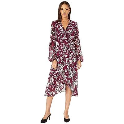 Bardot Jolie Wrap Dress (Jolie Floral) Women