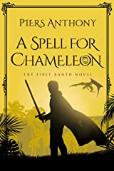 A Spell for Chameleon (Xanth Book 1) Kindle Edition