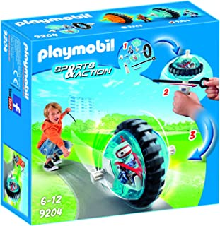 Playmobil Sports and action Speed Roller - Blue