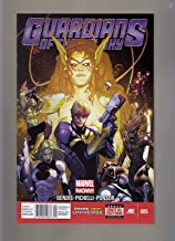 MARVEL GUARDIANS OF THE GALAXY #5 NEWSSTAND VARIANT TOMORROW'S AVENGERS