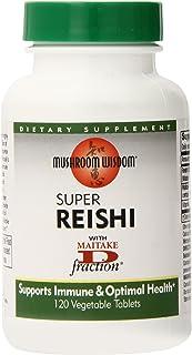 Mushroom Wisdom Super Extract, Reishi, 120 Count