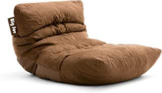 Big Joe Roma Bean Bag Chair, Chocolate