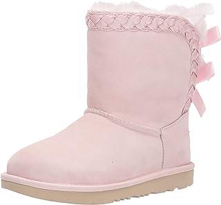 UGG Kids' Classic Short II Braided Boot