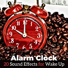 Alarm Clock – 20 Sound Effects for Wake Up