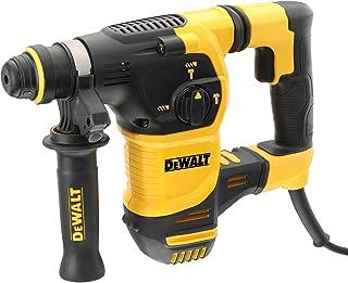 DEWALT D25333K-240V SDS Plus Brushless Rotary Hammer Drill, 240 V, Yellow/Black, 30 mm