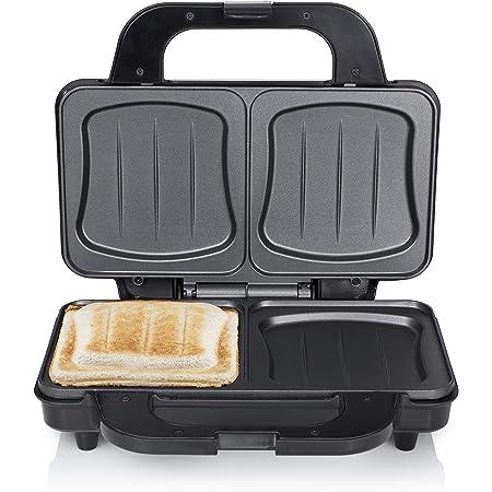 Appareil à croque-monsieur Tristar SA-3060 – 900 W – 2 portions – Plaques extra-profondes