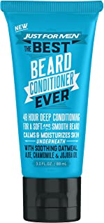 Sponsored Ad - Just For Men The Best Beard Conditioner Ever, Made with Oatmeal, Aloe, Chamomile, and Jojoba Oil, 3 Fluid O...