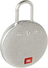JBL Clip 3 Portable Waterproof Wireless Bluetooth Speaker - White