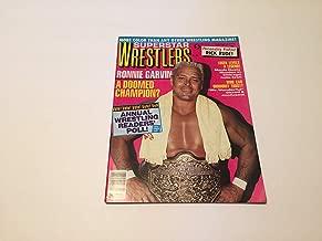 February 1988 Superstar Wrestlers Magazine