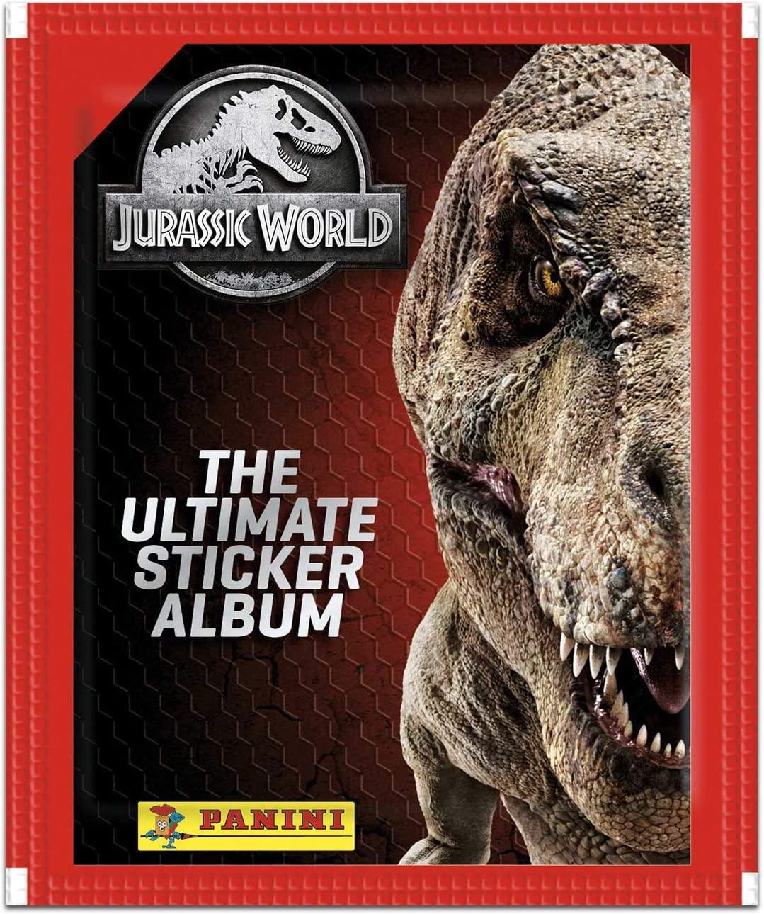 Panini Jurassic World The Ultimate Sticker Collection Starter Pack