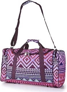 Women Carry On Lightweight Hand Luggage Flight Holdall Duffel Lady Girls Cute Sports Gym Bag