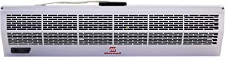 60 Inch Maxwell Commercial Industrial Air Curtain Hot Storm Series With Electric Heater 220v