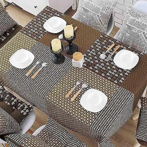 xiaowu Mode Tisch leinen Baumwolle leinen einfache Moderne Tee Tisch esstisch Tuch tischset, 140  230cm