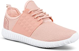 Twisted Womens Electra Lightweight Athletic Fashion Sneaker