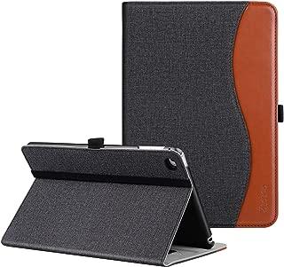 monogrammed leather ipad mini case