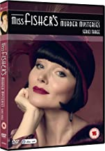 Miss Fisher's Murder Mysteries, Series 3 anglais