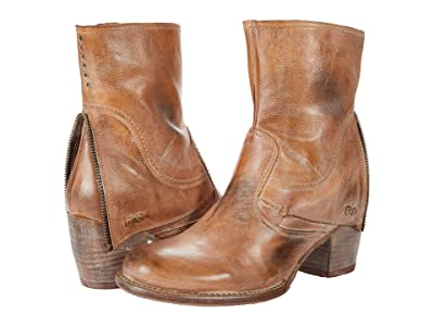 Bed Stu Iris (Tan Rustic/White BFS) Women