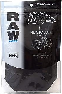RAW Humic Acid (8 oz)