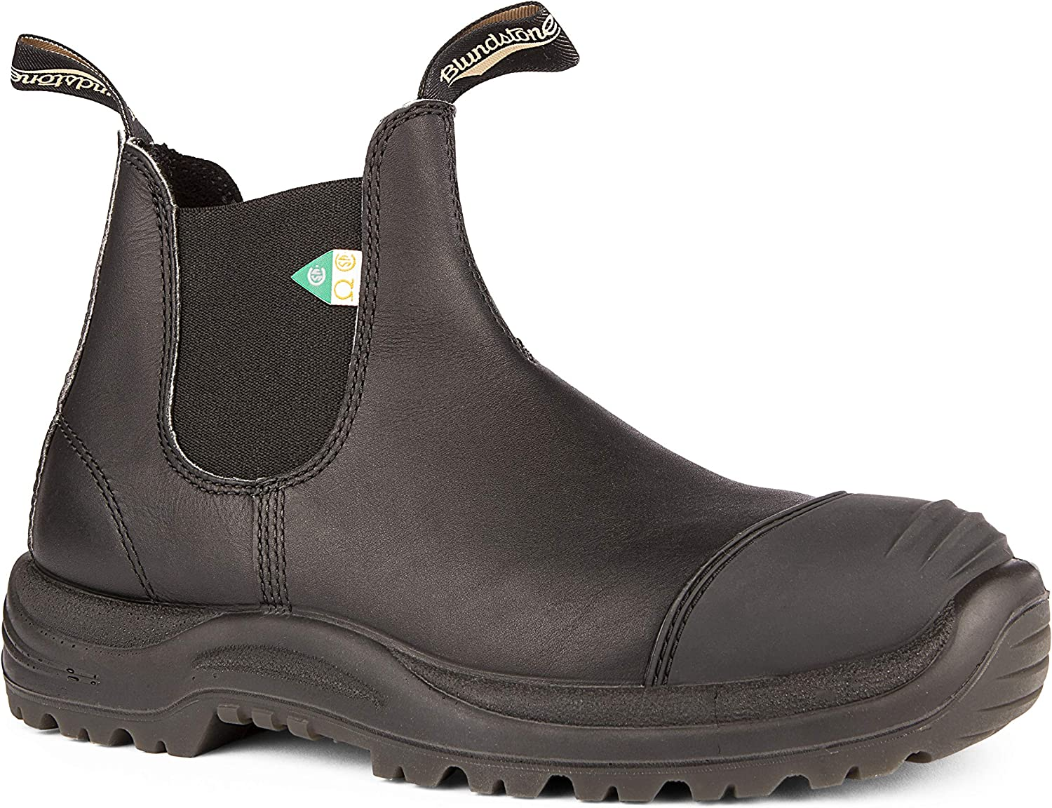 bluendstone CSA Steel Toe Greenpatch with Rubber Guard