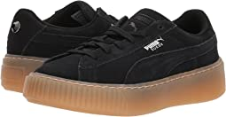 Puma Kids - Suede Platform Jewel (Little Kid)