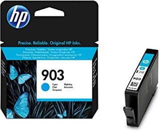 HP 903 Cyan Original Ink Advantage Cartridge - T6L87AE