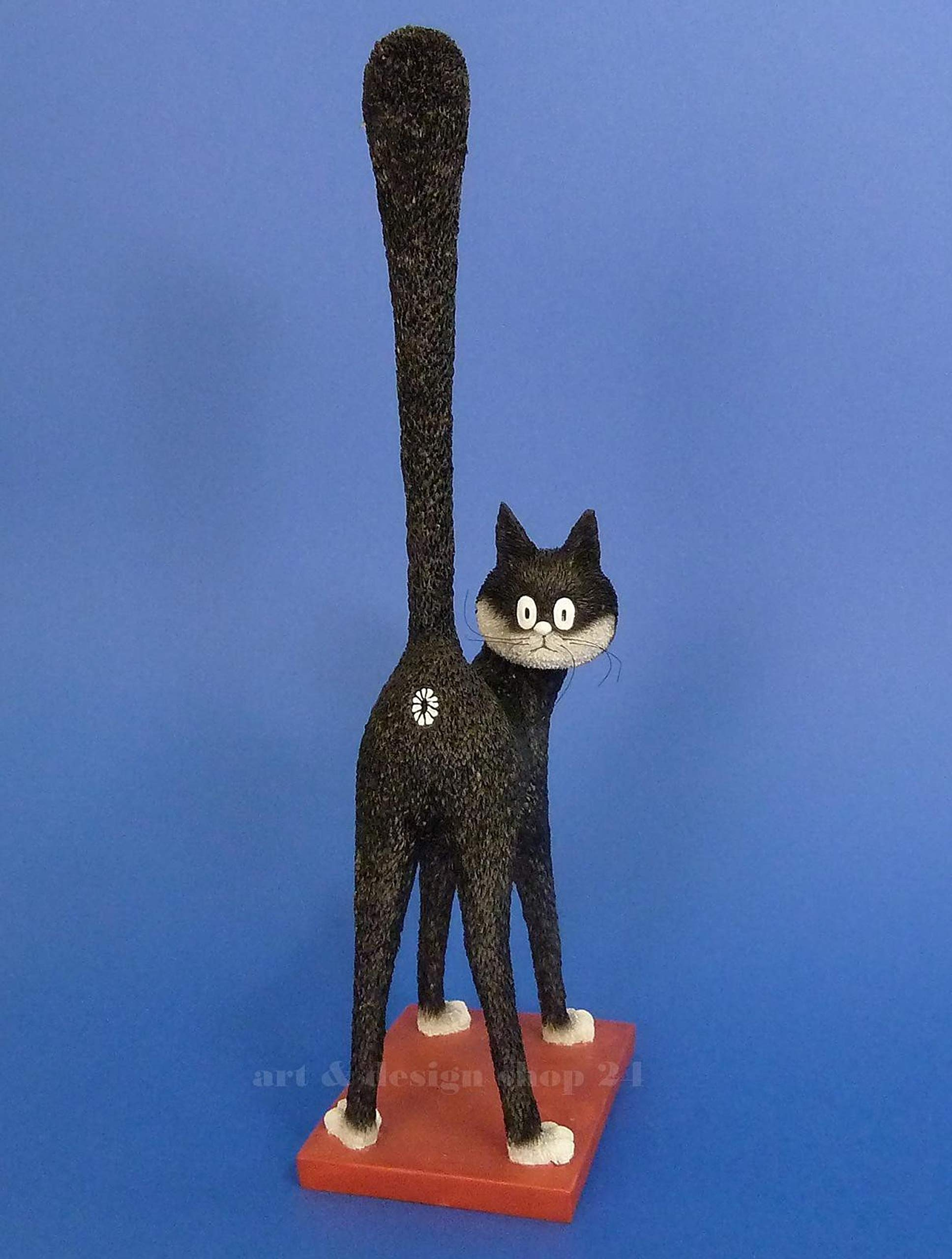 Los Gatos de Dubout - El tercer Ojo - 33 cm - segun un dibujo de ...