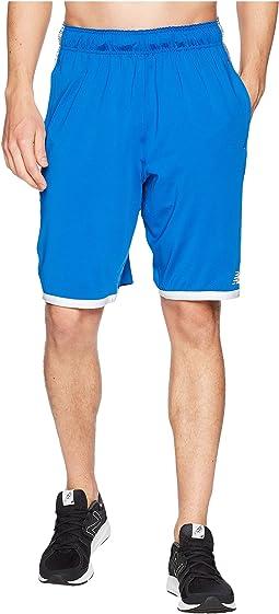 New Balance Baseball Grind Inset Shorts