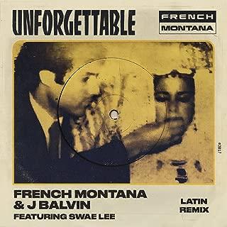 Unforgettable (Latin Remix) [Explicit]