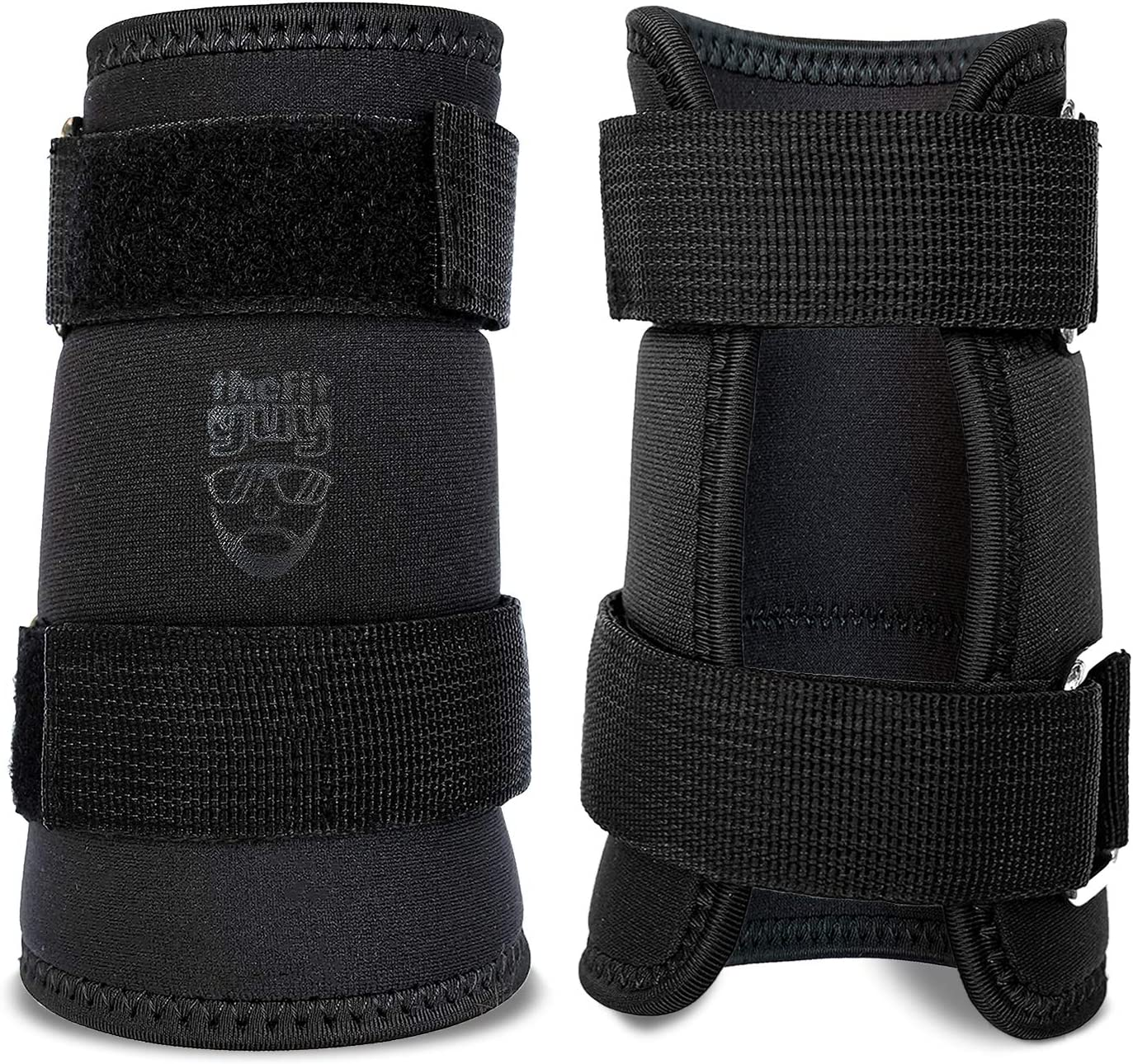 THEFITGUY Max 70% OFF Kettlebell Wrist Guards - Arm and Minimizing Bru Finally resale start