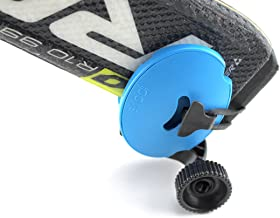 SKIDDI - Mini Pocket Trolley for Ski - Compatible with All skis- Kickstarter Funded - Made in Italy