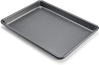 Chicago Metallic 59011 Commercial II Non-Stick Small Cookie/Baking Sheet, 13 by 9.5