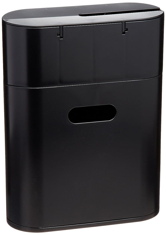 命題白内障とても小久保 『スペア収納ポケット付粘着クリーナーBOX』 CORO mode in ブラック ST-037