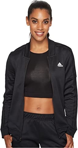adidas - Tricot Snap Track Jacket