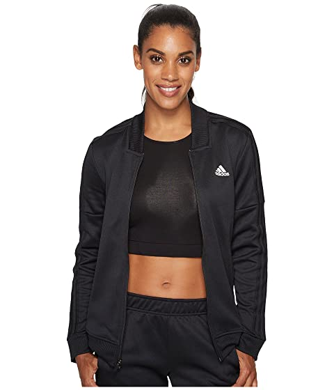 Adidas tricot snap traccia giacca a