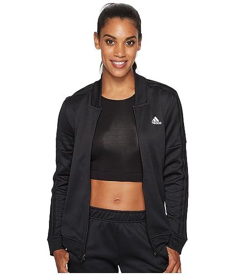 Adidas chaqueta de tricot Snap