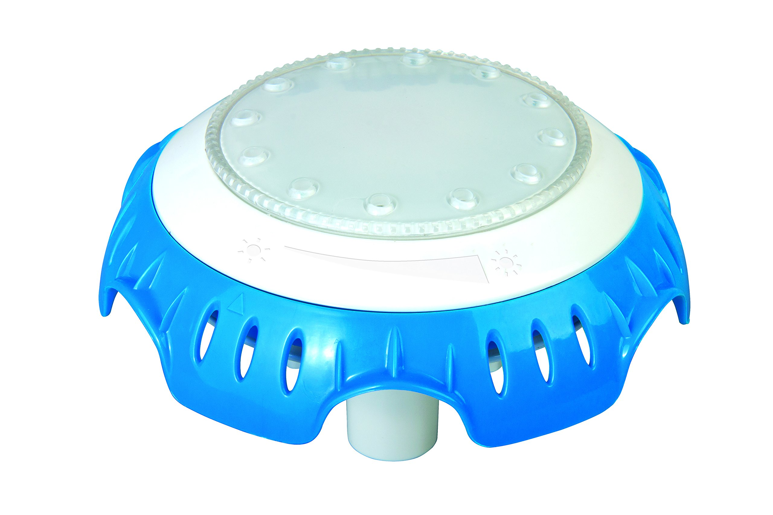 Bestway 8321660 8321660-Luz led Multicolor para Piscina, Azul ...