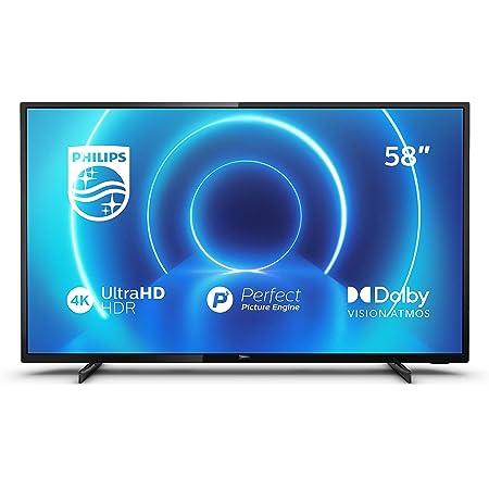 TV LED 4K 146 cm 58PUS7505