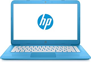 "HP Stream 14-cb011wm, 14"" HD Display, Intel N3060, 4GB RAM, 32GB SSD, Windows 10 Home S Mode, Blue"