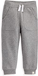 Burt's Bees Baby Baby Sweatpants, Knit Jogger Pants, 100% Organic Cotton