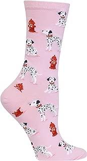 Women's Dalmatian Socks