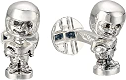 Cufflinks Inc. - Football Bobblehead Cufflinks