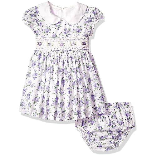 Smocked Baby Dresses: Amazon com