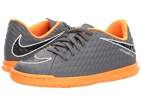 ab95ef206 Nike Kids Jr. Hypervenom Phantom 3 Club IC Soccer (Toddler Little Kid Big  Kid)