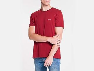 Camiseta Manga Curta Básica, Calvin Klein, Masculino