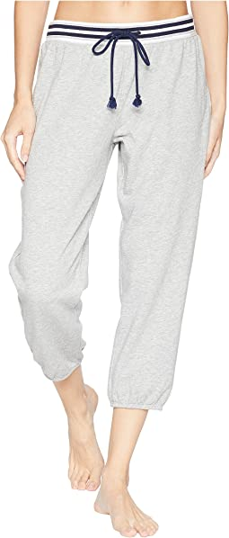 Crop Pajama Pants