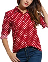 red and white polka dot spandex