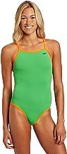Speedo Women's Solid Reversible Extreme Back Endurance Swimsuit
