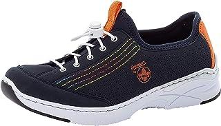 Rieker Damen Low-Top Sneaker M02G9, Frauen Halbschuhe